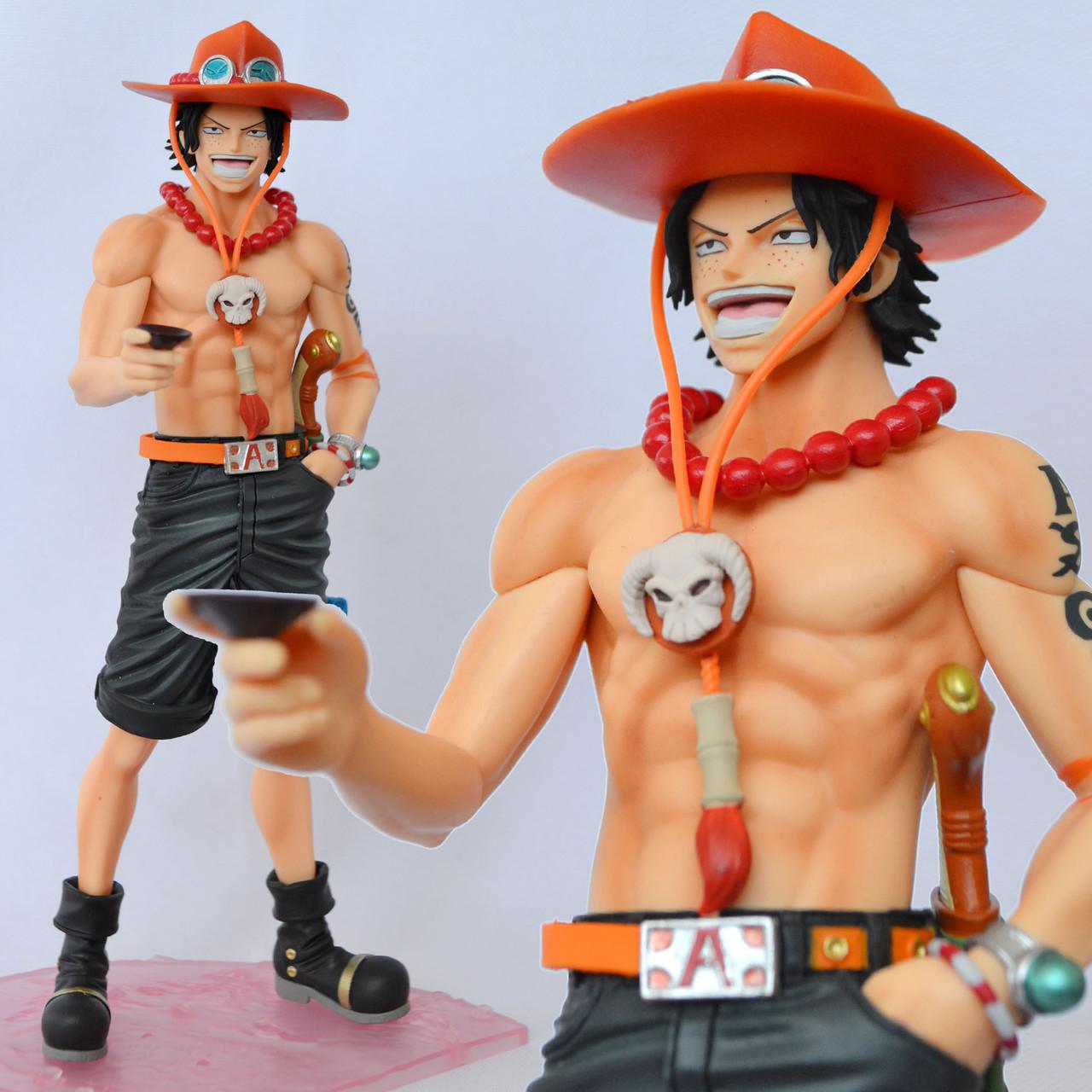 "Фигурка One Piece - PORTGAS D.ACE - Magazine Figure Special Episode ""Luff""~Vol.2"