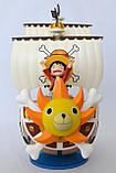 Фигурка One Piece - Monkey D. Luffy & Thousand Sunny - Mega World Collectable Figure Special!!, фото 4