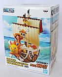Фигурка One Piece - Monkey D. Luffy & Thousand Sunny - Mega World Collectable Figure Special!!, фото 9