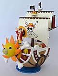 Фигурка One Piece - Monkey D. Luffy & Thousand Sunny - Mega World Collectable Figure Special!!, фото 5