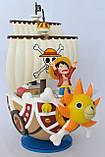 Фигурка One Piece - Monkey D. Luffy & Thousand Sunny - Mega World Collectable Figure Special!!, фото 2