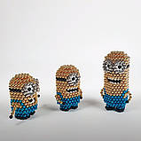 Магнітні кульки-головоломка SKY NEOCUBE (D5) комплект (1000 шт) Gold, фото 3