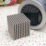 Магнітні кульки-головоломка SKY NEOCUBE (D5) комплект (1000 шт) Gold, фото 6