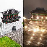 Магнитные шарики-головоломка SKY NEOCUBE (D5) комплект (1000 шт) Green, фото 4
