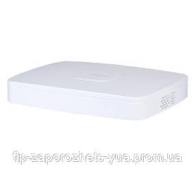 DHI-NVR4108-8P-4KS2/L 8-канальний Smart 4K NVR c PoE комутатором на 8 портів