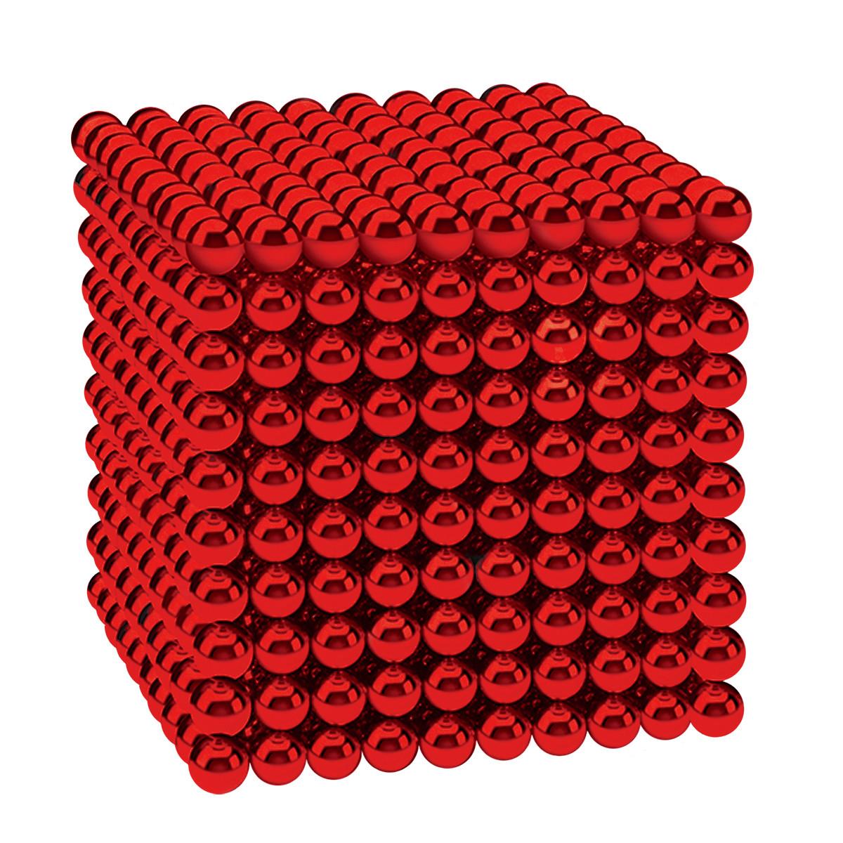 Магнитные шарики-головоломка SKY NEOCUBE (D5) комплект (1000 шт) Red