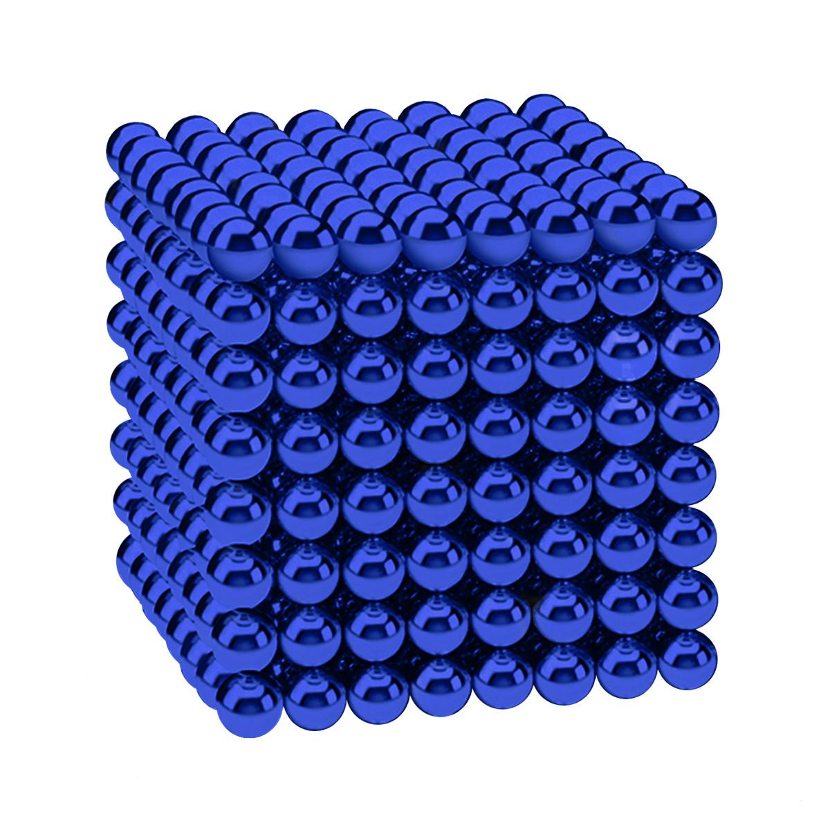 Магнітні кульки-головоломка SKY NEOCUBE (D5) комплект (512 шт) Blue