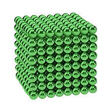 Магнитные шарики-головоломка SKY NEOCUBE (D5) комплект (512 шт) Green