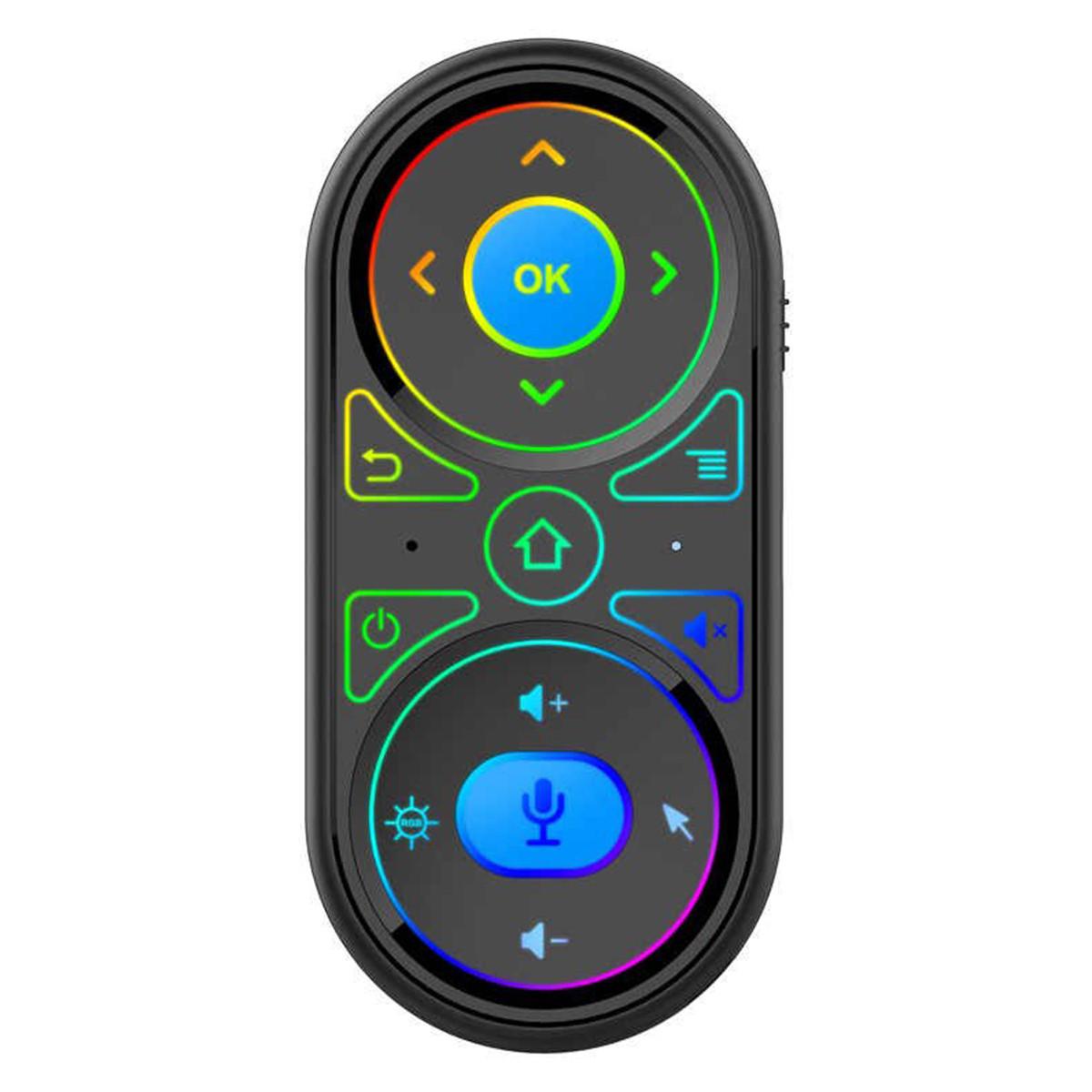 Пульт-аэромышь SKY (G11 Pro) гироскоп / голосовой ввод / подсветка / аккумулятор