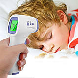 Термометр инфракрасный SKY (HG01) бесконтактный, фото 6