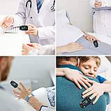 Пульсоксиметр медичний SKY (medica B2) 3в1, фото 10