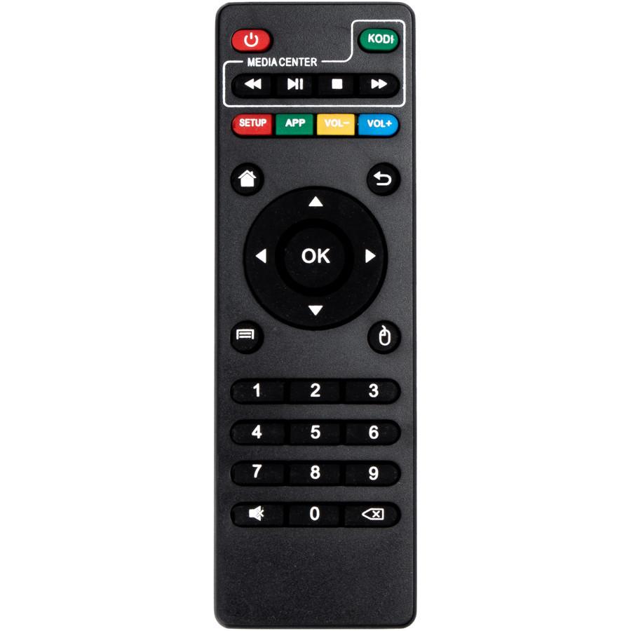 Штатний пульт для SMART TV BOX c програмованими кнопками
