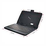 """Чохол-клавіатура для планшета 7"""" Empire (EM07) універсальний, фото 3"""