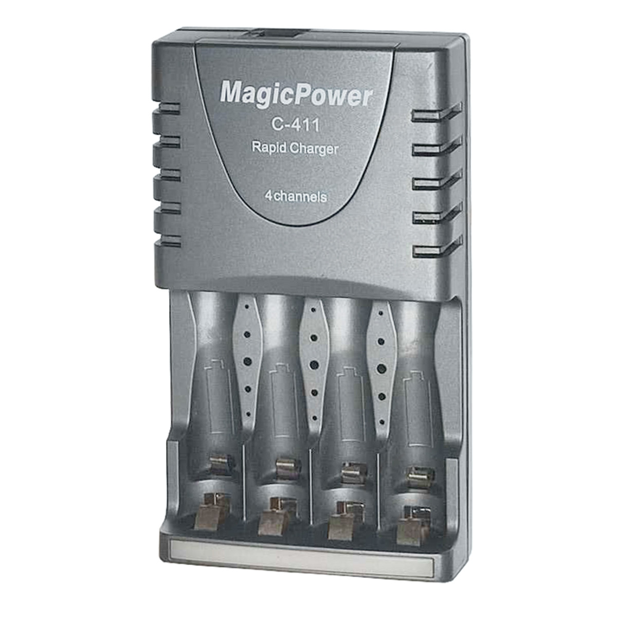 Зарядное устройство 3в1 Magic Power (C-411) 4xAA/AAA (сеть, авто)