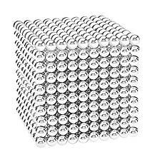 Магнитные шарики-головоломка SKY NEOCUBE (D5) комплект (1000 шт) Light Silver