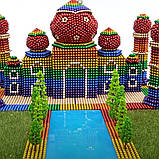 Магнитные шарики-головоломка SKY NEOCUBE (D5) комплект (1000 шт) Turquoise, фото 4
