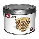 Магнитные шарики-головоломка SKY NEOCUBE (D5) комплект (1000 шт) Turquoise, фото 7