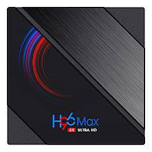 Android Smart TV приставка SKY (H96 max H616) 4/64 GB