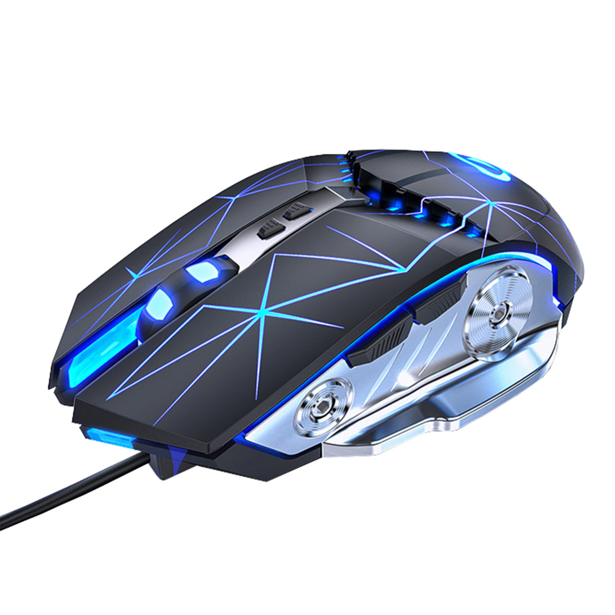 Мышь геймерская SKY (G3 Pro S) Star Black, 3200 DPI, RGB