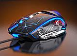 Мышь геймерская SKY (G3 Pro S) Star Black, 3200 DPI, RGB, фото 2
