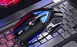 Мышь геймерская SKY (G4) Black, 3200 DPI, RGB, фото 2