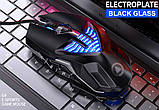 Мышь геймерская SKY (G4) Black, 3200 DPI, RGB, фото 3