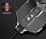 Мышь геймерская SKY (G403) Grey, 4000 DPI, RGB, фото 4