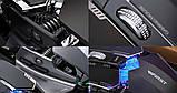 Мышь геймерская SKY (G403) Grey, 4000 DPI, RGB, фото 7