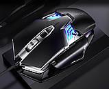Геймерська миша SKY (G403 RS) Black, 4000 DPI, RGB, фото 4