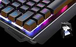Клавиатура геймерская SKY (V2) Black, RGB, мембранная, (EN), фото 3