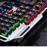Клавиатура геймерская SKY (K100) Black, RGB, механическая, (EN), фото 5