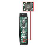 Универсальный программируемый пульт ДУ для ворот SKY (LZ-023) 433 MHz Black/Red, фото 4