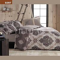 Постельное белье семейный комплект Viluta ткань ранфорс 100% хлопок ( 2 пододеяльника ) арт. 9297