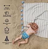 Пляжный коврик Pinteres / Пляжная подстилка, фото 9
