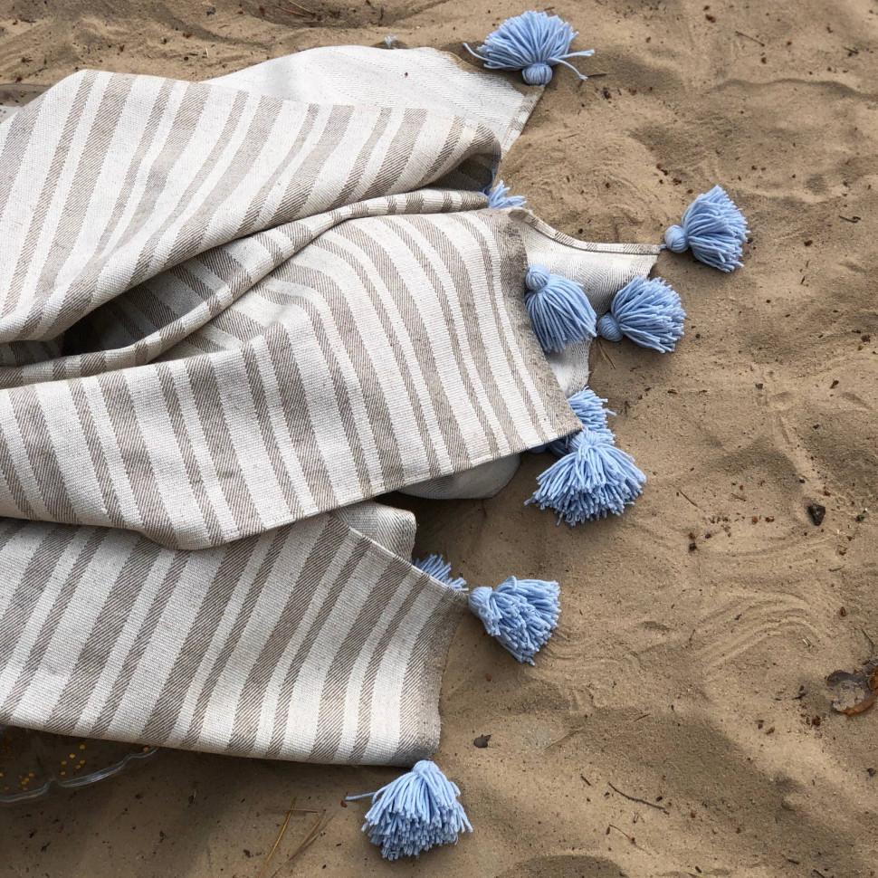 Пляжний килимок Pinteres / Пляжна підстилка
