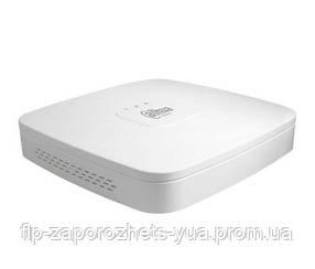 DHI-NVR2104-P-4KS2 4-канальний Smart 4K NVR c PoE комутатором на 4 порти