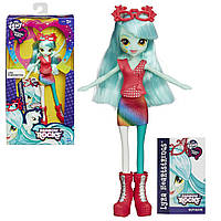 Кукла Май литл пони Девушки Эквестрии Лира Хартстрингс. Оригинал Hasbro