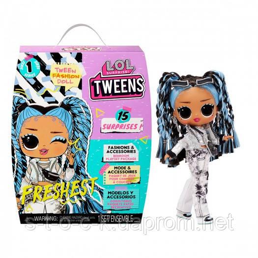 Ігровий набір з лялькою L. O. L. Surprise! серії Tweens - Хуліганка 576693
