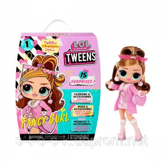 Ігровий набір з лялькою L.O.L. Surprise! серії Tweens -  Чері Леді 576709