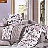 Постельное белье семейный комплект Viluta ткань ранфорс 100% хлопок ( 2 пододеяльника ) арт. 9561
