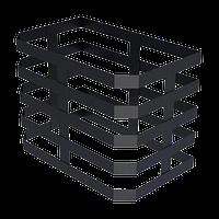 Корзина для каменів на димохід СКД-40 П тип 01 (320х240х385)