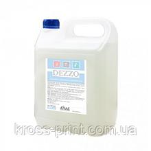 """Крем-мыло жидкое """"DEZZO"""" 5л, с дезинфицирующим эффектом, АТМА"""