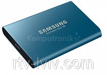 Диск зовнішній Samsung Portable SSD 500GB T5