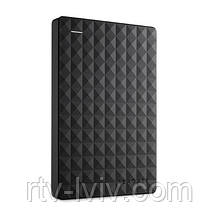 Диск зовнішній Seagate Expansion Portable 2TB black