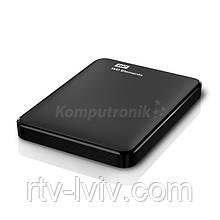 Диск зовнішній WD Elements Portable 4TB black