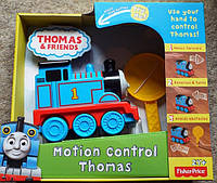 Большой Томас на управлении от руки. Fisher-Price My First Thomas the Train Motion Control Thomas, фото 1