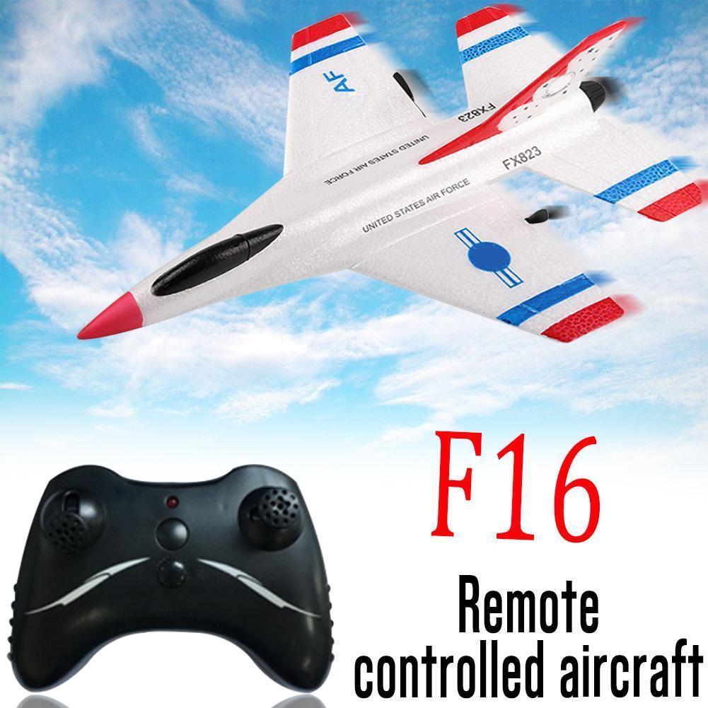 Самолет на дистанционном управлении Истребитель - F16