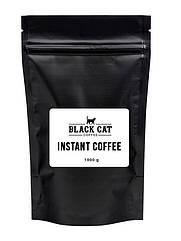 Растворимый кофе Black Cat 1000 г 11-360 ZZ, КОД: 1339645