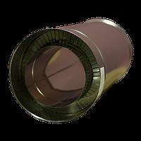 Труба 0,5м ф150/220 н/н 1мм