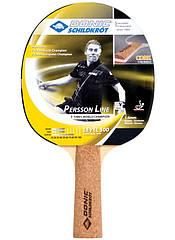 Ракетка для настольного тенниса Donic Persson 500 new 1303 ZZ, КОД: 1552352